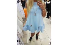 Dress Barbie in blue, S-M