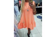 Dress Barbie in orange, S-M