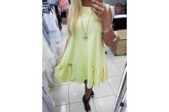 Dress Barbie in lemon, S-M