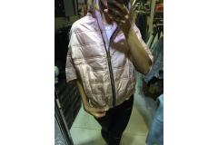 Jacket Paparazzi in gold pink, S-M