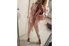 Paparazzi jacket pink, S-M