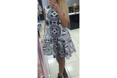 Ink`s Dress, S-M