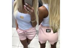 Shorts PF pink, M