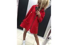 Red Coat Paparazzi Fahion