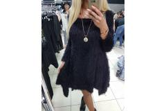 Dress in black, S-L