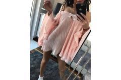 Paparazzi blouse pink, M-L