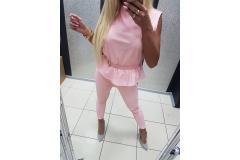 Set Eko pink, M