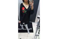 Dress Rose, M-L