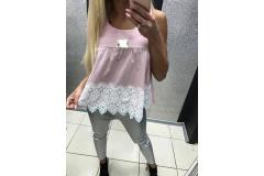 Blouse Paparazzi Candy pink, S-L
