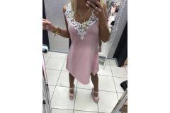 Tunica Paparazzi pink, S-M