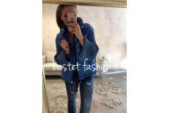 Bastet Blue Jacket, S-XL