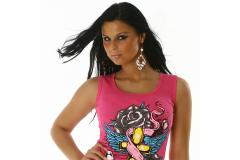 Top Model Perty in pink, S-M