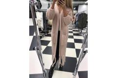 Paparazzi cardigan in pink, M-L