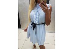 Paparazzi dress blue, S-M