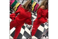 Jogging set Paparazzi red, M