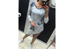 Jeans Dress Paparazzi LA, S-M