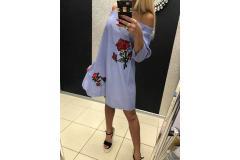 Paparazzi dress-tunica Rose, S-M