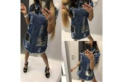 Jeans Dress Paparazzi, S-M