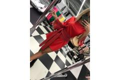 Tunica/dress Paparazzi Red Bird, M