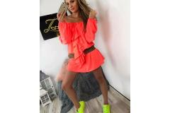 Dress Claris neon
