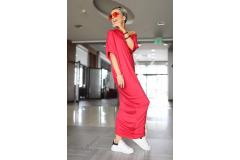 Bastet red dress, S-XL