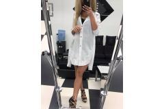 Paparazzi white blouse