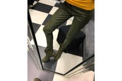 Pants DB in green, S-XL