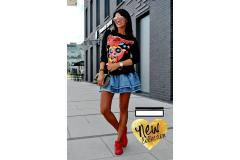 Blouse Moschino in black, XS-M