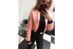 Peach jacket, XS-M