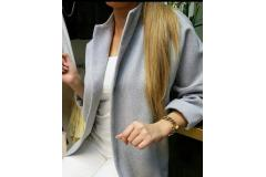 Classic Jacket in grey, one size