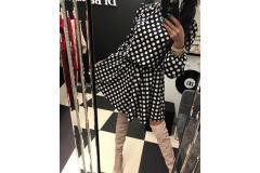 Di Bellezza Dress Dots