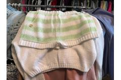 Sweater komplet Paparazzi green-white, S-M