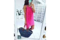 Dress Arza fuchsia, M