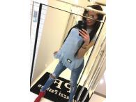 Paparazzi svetřík krátký rukáv modrý, M-L