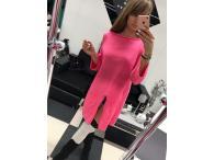 Paparazzi svetřík Firo růžový, M-XL