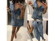 Šaty-tunika Paparazzi Jeans 02, S-M