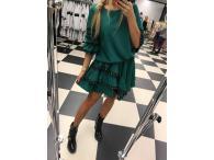 Šaty Viola zelené, M-L
