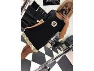 Šaty Fanny černé, M/L