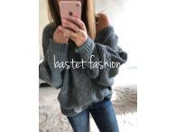 Bastet svetr, L/XL