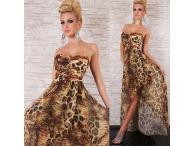Long Dress Leo Look